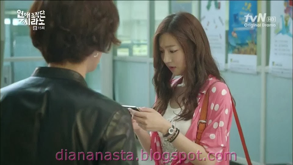 Sinopsis Dating Agency Cyrano Ep 12 Part 2